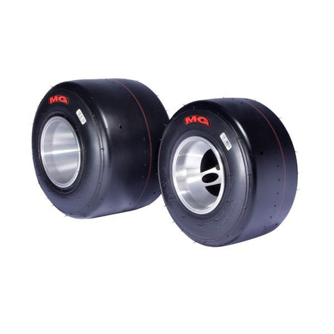 MG Tyre AZ - Red