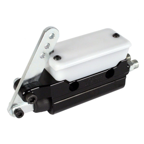 Kartech Brake Master Cylinder X3-AX9 Black Billet Type Dual Outlet