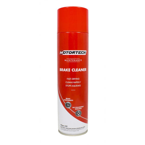 Motortech Brake Cleaner