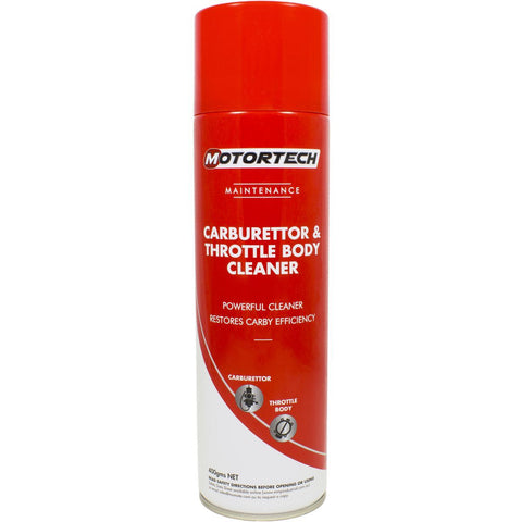 Motortech Carby Cleaner