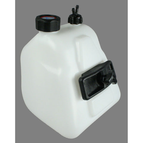 Kartech Fuel Tank 6 Ltr Complete - Top Detachable Outlet - Kartech