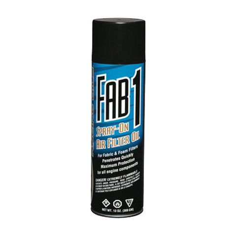 Maxima FAB-1 Filter Oil Spray