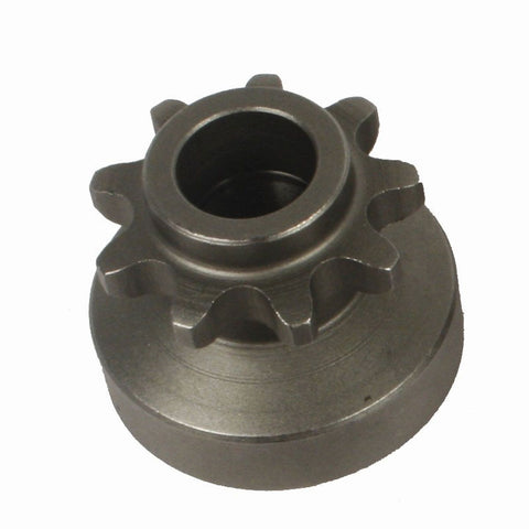 Engine Sprocket 9T Outboard - Euro & KTS - Short Shaft