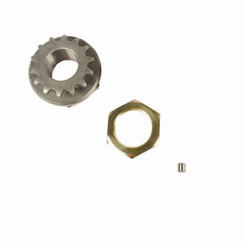 Kartech Sprocket Eco 11T Rotax125 Inc Pin & Nut