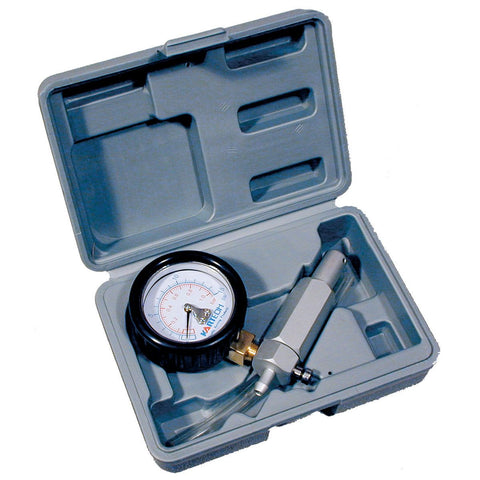 Kartech Carburetor Blow-Off Gauge 0-1Bar/30 PSI