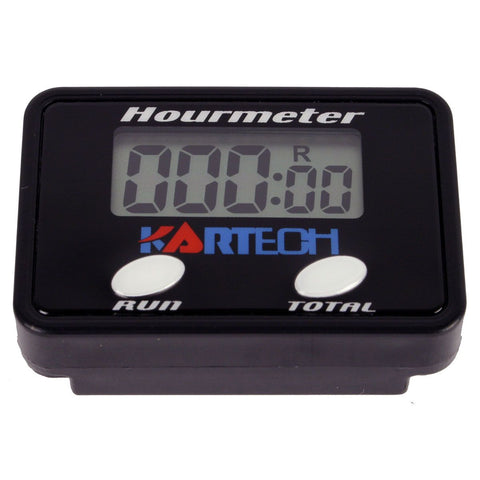 Kartech Hourmeter Digital 2 or 4 Stroke Kartech