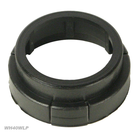 Kartech Wheel Hub Locator 40mm Plastic Black