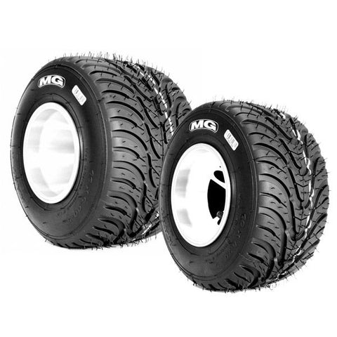 MG Tyre WT - White Wet