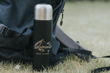 "Thermosflasche ""Sleep Outside"""