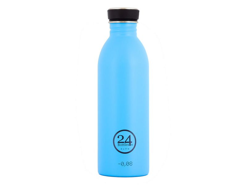 24 Bottles Trinkflasche Urban 500ml Lagoon Blue
