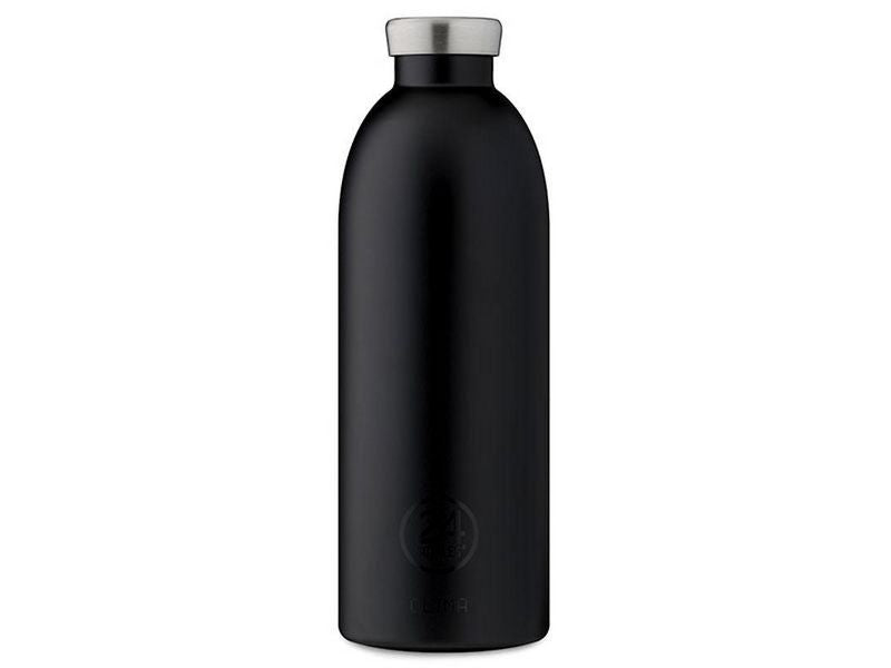 24 Bottles Thermosflasche Clima 850ml Tuxedo Black