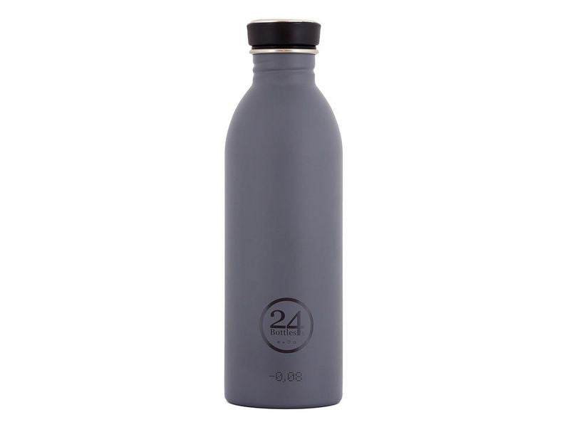24 Bottles Trinkflasche Urban 500ml Formal Grey