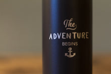 "SIGG Flasche ""The Adventure Begins"""