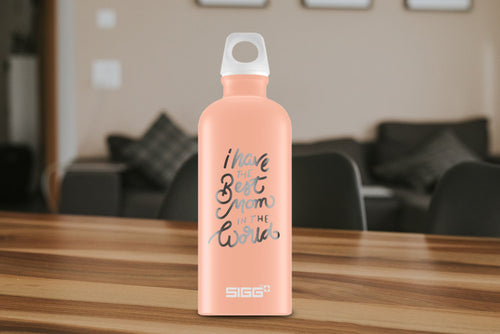 I have the best Mom in the World - SIGG Flasche