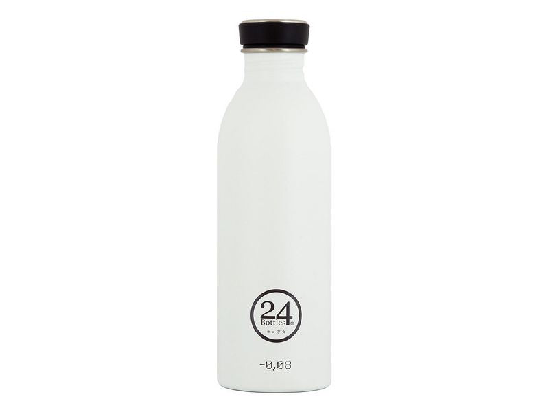 24 Bottles Trinkflasche Urban 500ml Ice White
