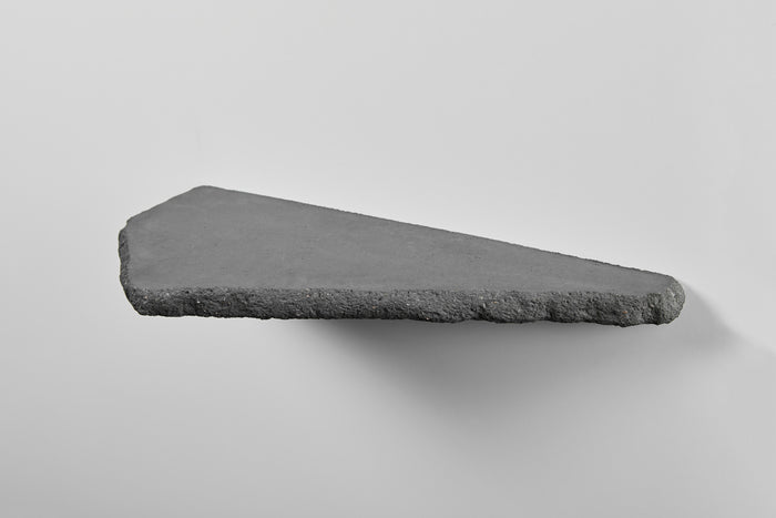 SHELF 02 - CONCRETE BLACK LEFT