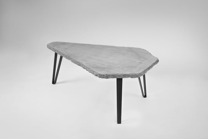 COFFEE TABLE 02 - CONCRETE
