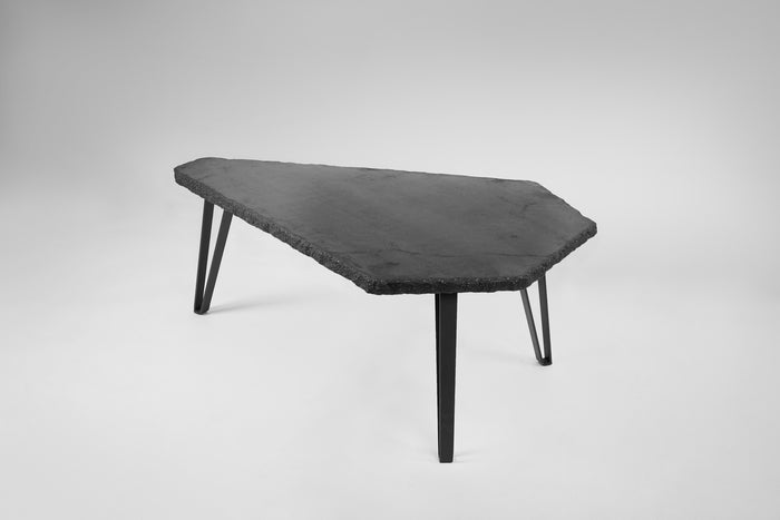 COFFEE TABLE 02 - CONCRETE BLACK