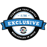 Barista Brew Flawless Vape India Exclusive Distributors