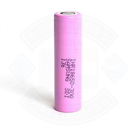 30Q 18650 Vape Battery Samsung
