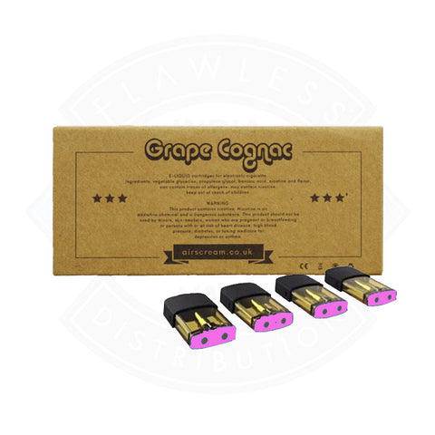 Vape Cartridge Airscream Grape Cognac