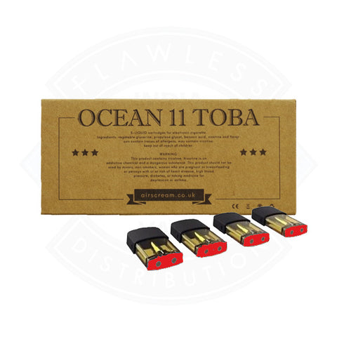 Vape Cartridge Airscream Ocean 11 Toba