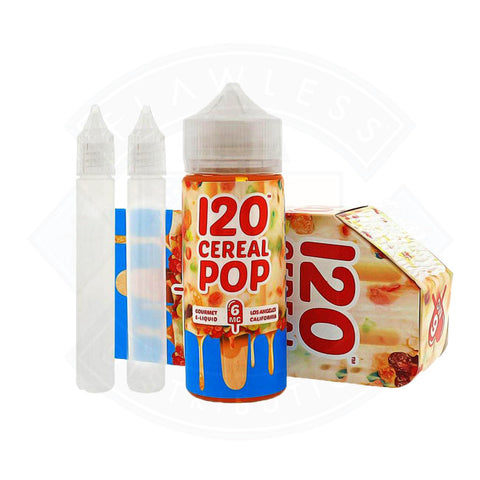Vape E liquid 120 Pop Series 120 Cereal Pop