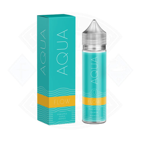 Vape E liquid Aqua Flow