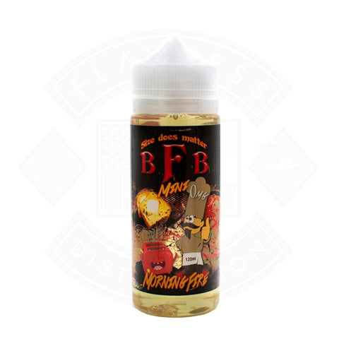 Vape E liquid BFB Moring Fire Mini