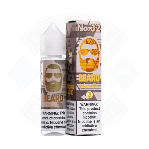 Vape E liquid Beard Vape Co 32