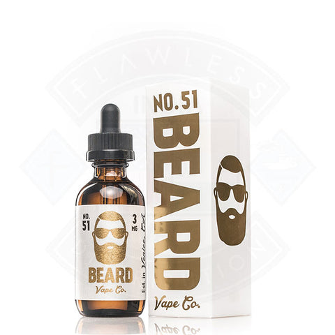 Vape E liquid Beard Vape Co 51