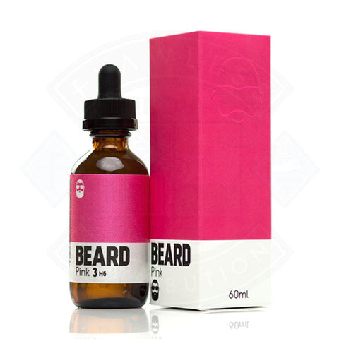 Vape E liquid Beard Vape Co Pink