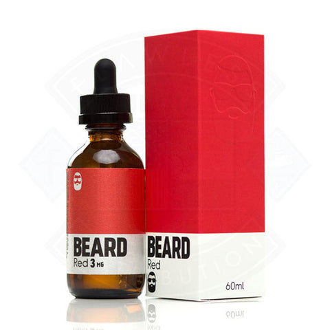 Vape E liquid Beard Vape Co Red
