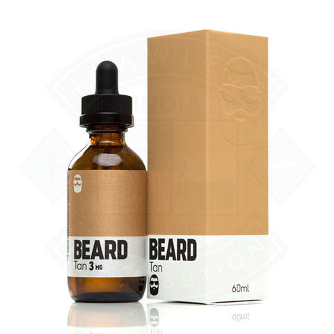 Vape E liquid Beard Vape Co Tan