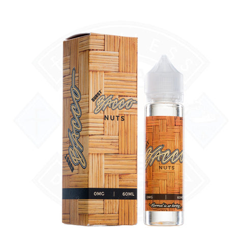 Vape E liquid Burst Bacco Nuts