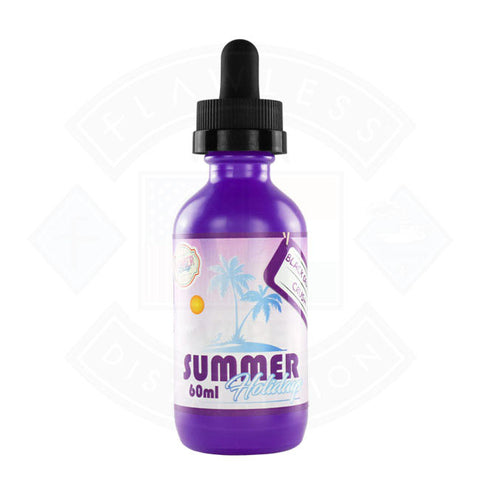 Vape E liquid Dinner Lady Black Orange Crush