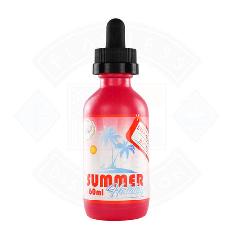 Vape E liquid Dinner Lady Strawberry Bikini