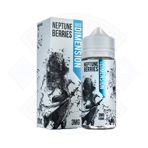 Vape E liquid Juice Dimension Neptune Berries