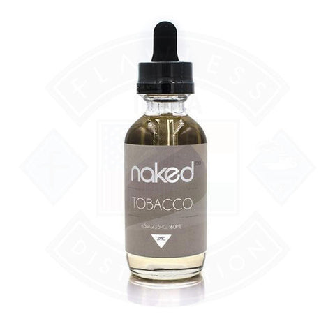 Vape E liquid Naked 100 Tobacco Cuban Blend