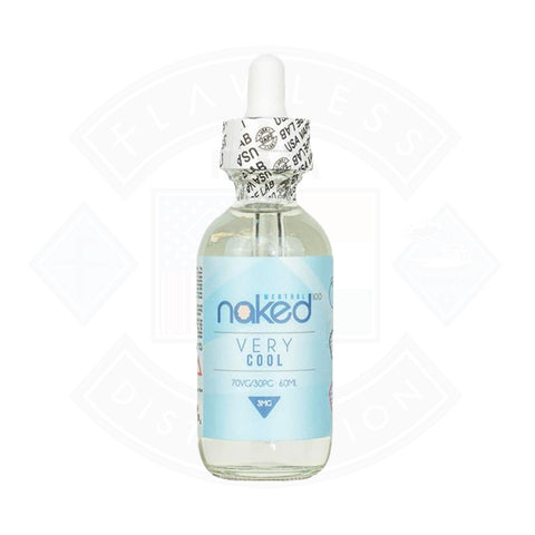 Vape E liquid Naked 100 Very Cool