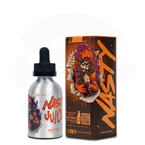 Vape E liquid Nasty Juice Devil Teeth