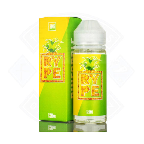 Vape E liquid Rype Pineapple