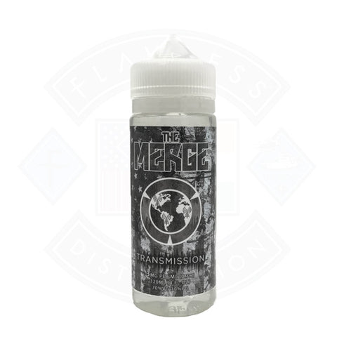 Vape E liquid The Merge Transmission