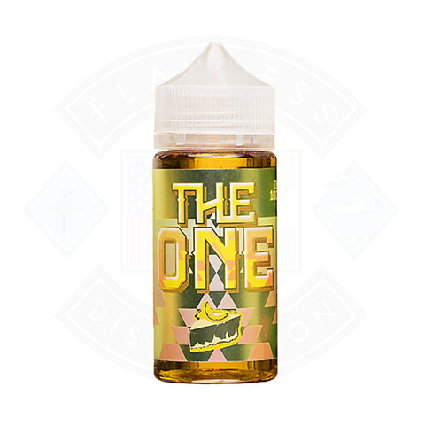 Vape E liquid The One Creamy Lemon Crumble Cake