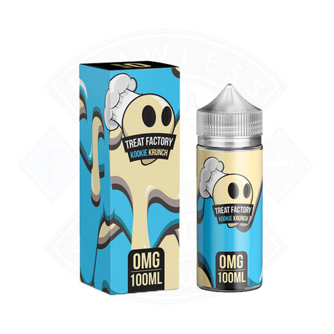 Vape E liquid Treat Factory Kookie Krunch
