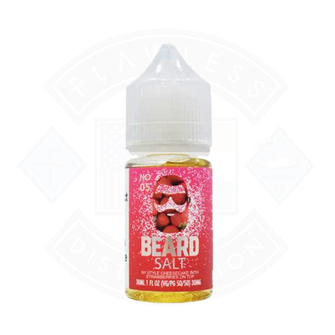 Vape Nic Salt E liquid Beard Vape Co No 05