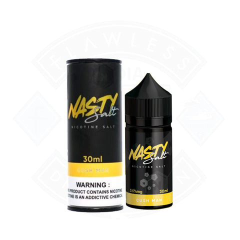 Vape Nic Salt E liquid Nasty Juice Cush Man
