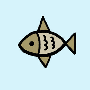 Learn to draw fish