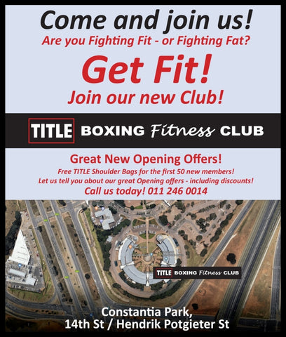 Title Boxing Fitness Club