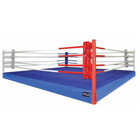 TITLE GYM TRAINING BOXING RING: 5m